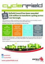 ESSP940 Cycle Enfield Consultation 2015-1 poster first exhibitions LESS THAN 2MB