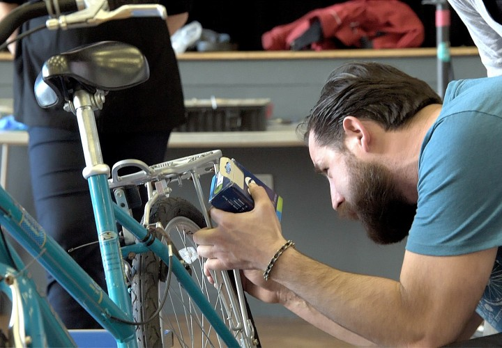 Cycle Maintenance Classes.