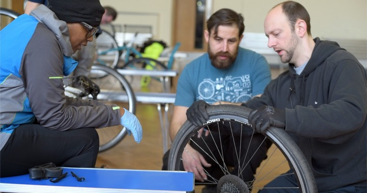 Cycle Maintenance Classes