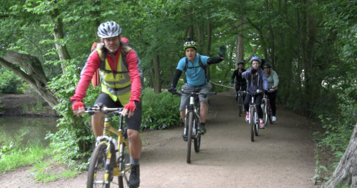 Enfield Forty Hall Led Ride (Family friendly!) - Cycle Enfield