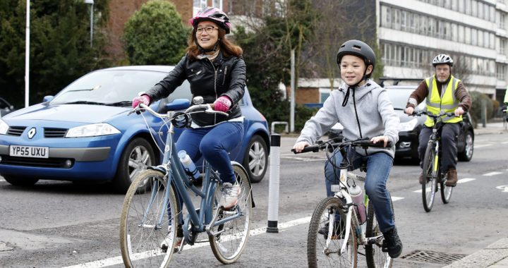 Cycle Lane Guided Rides