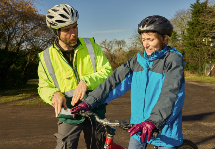 Cycle Skills Courses.