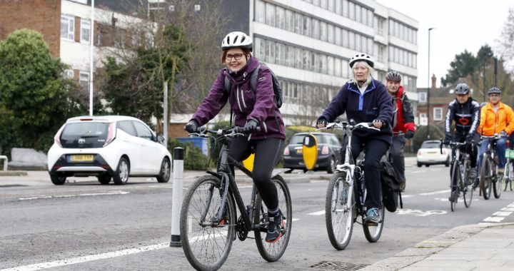 Enfield Grovelands Park Led Ride (Family friendly!) - Cycle